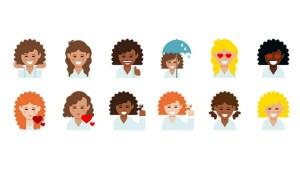 Mujeres con rizos al fin tienen su propio Emoji