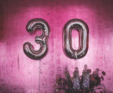 Cinco verdades que debes saber cuando se acercan los 30