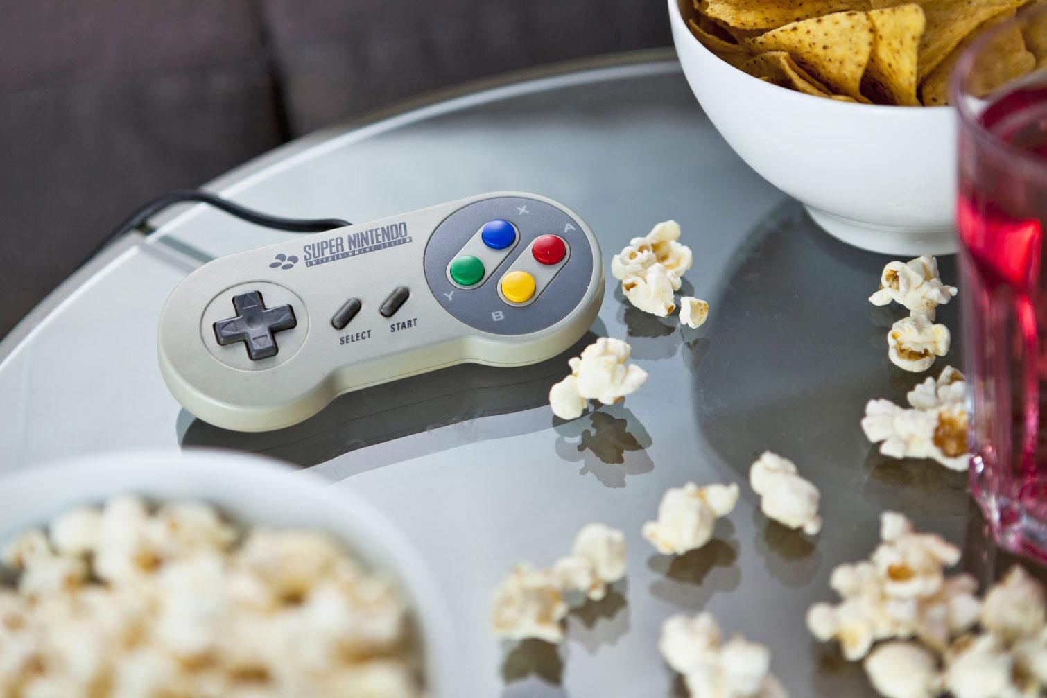 Continúa la fiebre de los retro games con el lanzamiento de la Super Nintendo Classic Edition