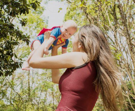 Siete consejos que te ayudarán si eres madre soltera