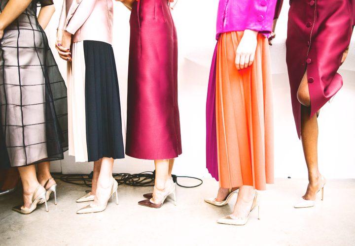 ¿Qué debo tener en cuenta a la hora de vestir para asistir a un evento de moda?