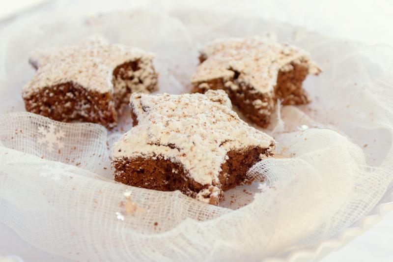 brownies navidad