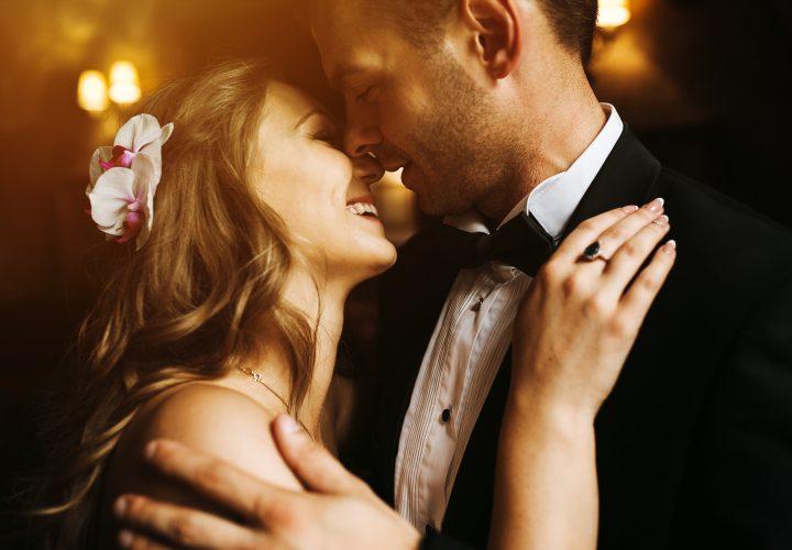 Un matrimonio como en un cuento de hadas
