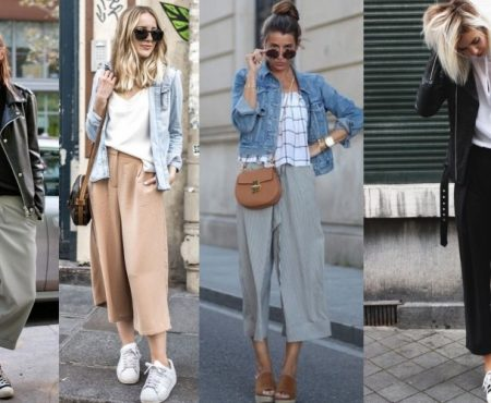 Cinco tips para usar pantalones culottes según tu tipo de cuerpo