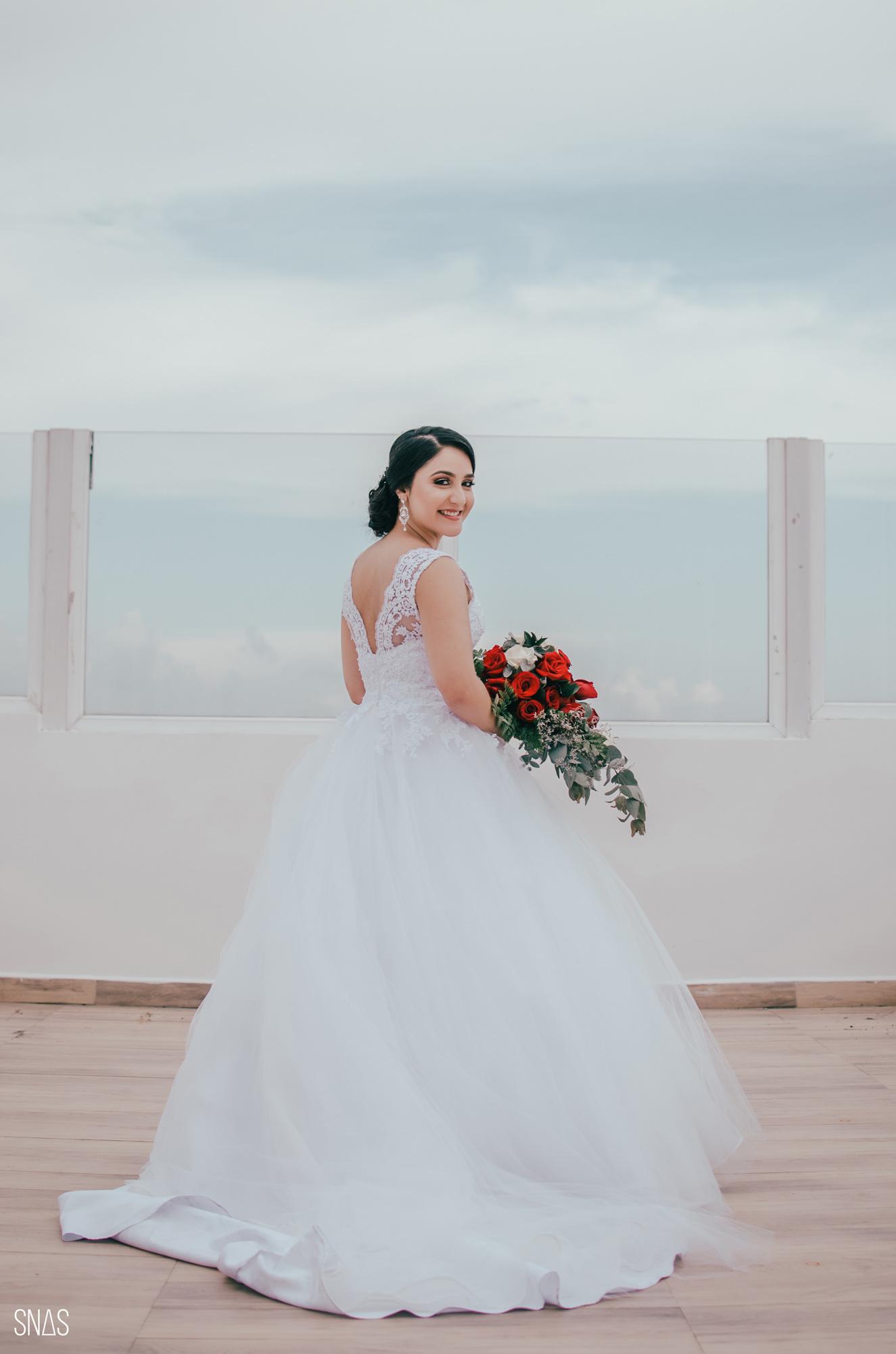planificar una boda en un mes entaconadas
