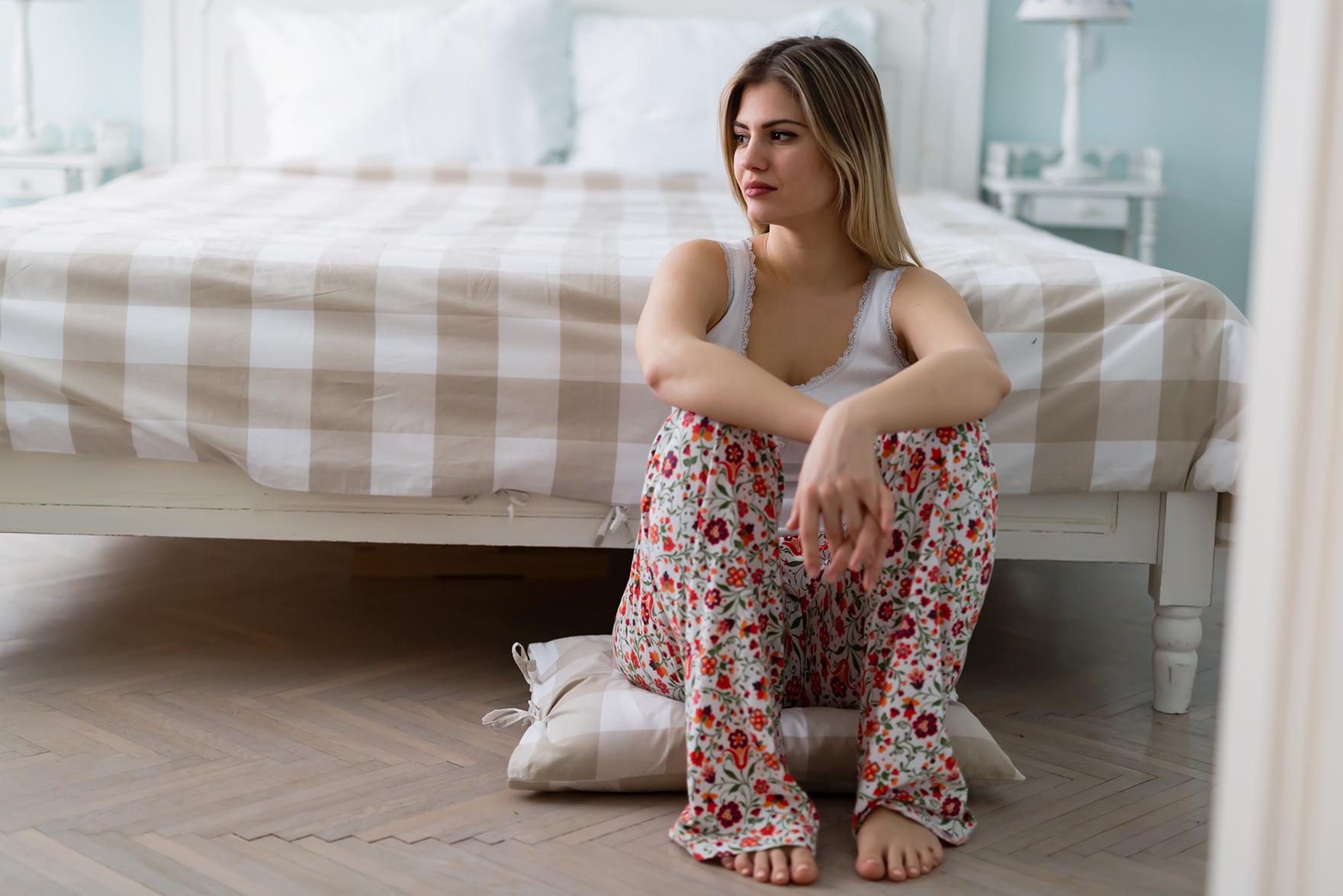 El flagelo de la depresión- Marie M Griffin