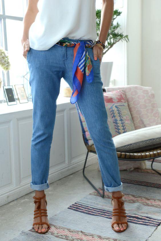 5 formas de usar una bufanda y llevar tu look a otro nivel