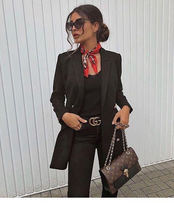 5 formas de usar bufandas y llevar tu look a otro nivel 2