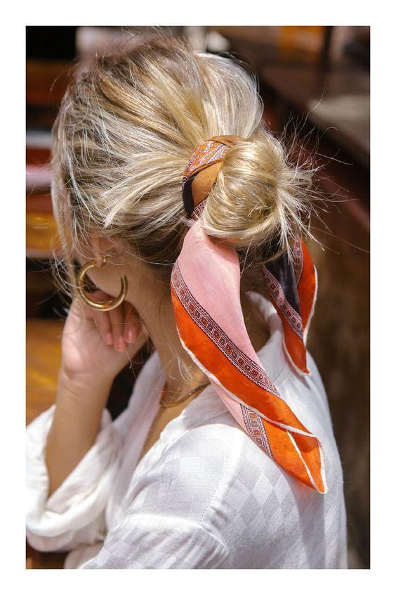 5 formas de usar bufandas y llevar tu look a otro nivel 7