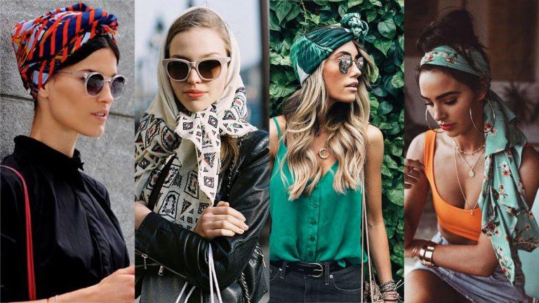 5 formas usar una bufanda y llevar tu look a otro nivel