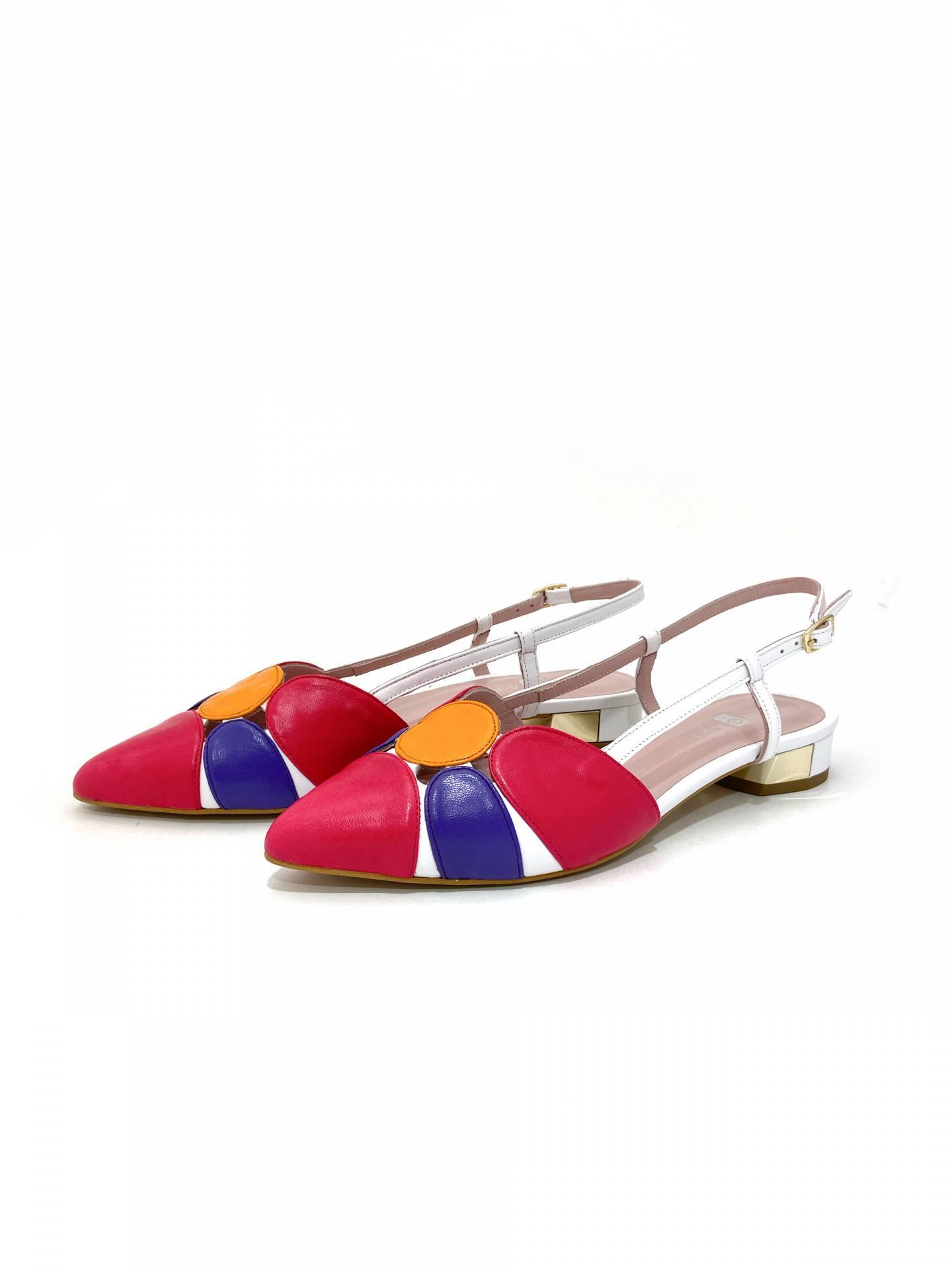 zapatos bajitos para fiesta