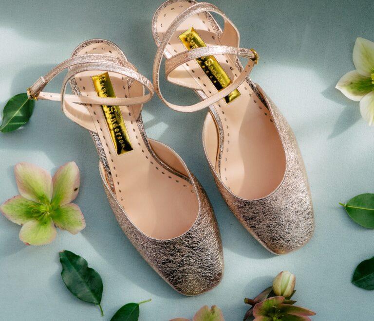 Zapatos de fiesta para eventos y ceremonias este verano